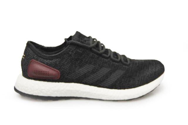 Adidas Originals Hamburg Homme Chaussures Bleu Marine Blanc Uk 9.5 Eu 44 Us 10