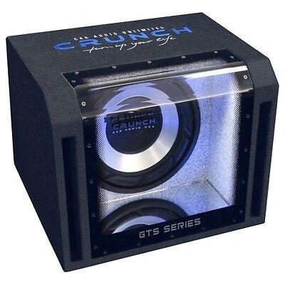 100% Kwaliteit Crunch Gts350 Gts Single Bandpass 25cm / 700 Watt Gts-350