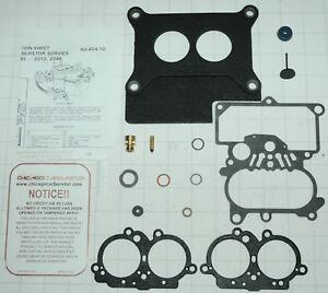 Details about 1963-81 CARB KIT IHC 2 BARREL HOLLEY 2210 & 2245 MODELS 304  345 400 404 ENGINE
