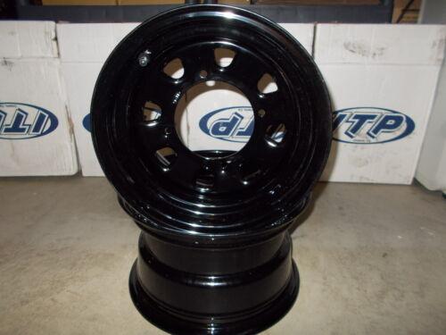2 Rims Steel Wheels Rear Kawasaki Prairie 650 400 360 300