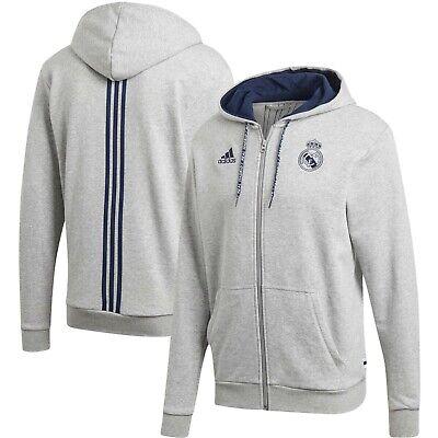 adidas hoodie gray