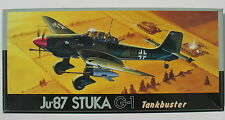 FUJIMI 7A-F15-800 - Ju-87 STUKA G-1 Tankbuster - 1:72 - Flugzeug Bausatz - KIT