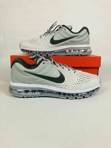 Details about NIKE AIR MAX 2017 GREY Men's Running Sneakers 849559 101 New