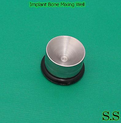 Implant Bone Mixing Well Basin Dental Instruemnts