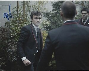 Benjamin-Wadsworth-Deadly-Class-Autographed-Signed-8x10-Photo-COA-R2D