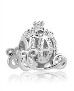 charm simil pandora in argento