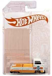 2020-Hot-Wheels-52nd-Anniversary-Pearl-amp-Chrome-Volkswagen-T2-Pickup