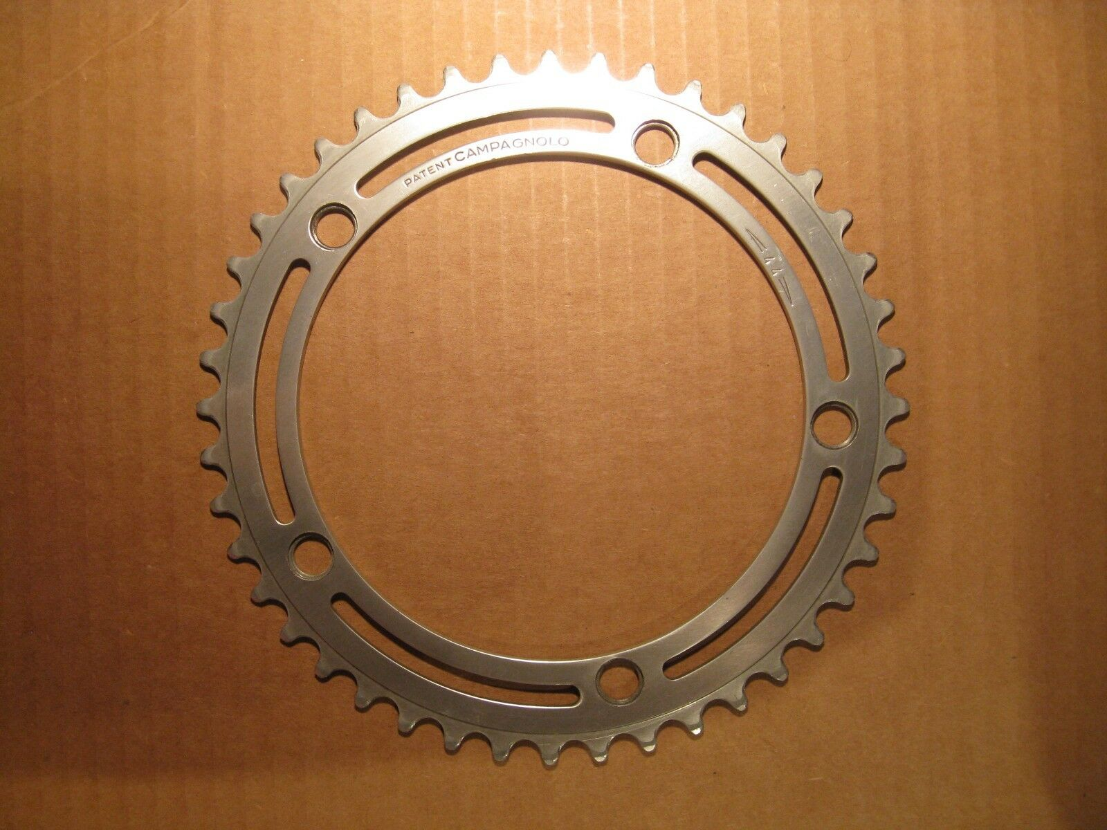 Campagnolo  44T Nuovo Record Road Chainring Vintage 144BCD Pre-Owned  cheaper prices