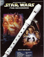 Star Wars Sheet Music For Recorder Easy Songs Large Notation Great For Kids