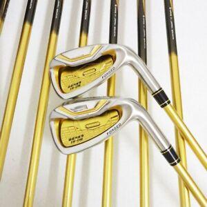 Golf-Clubs-HONMA-S-06-4-star-GOLF-Irons-Clubs-SET-4-11Sw-Aw-Graphite-Golf-shaft