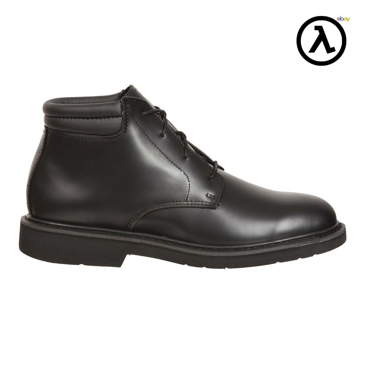 Rocky polishable de cuero de vestir Chukka FQ00501-8 - Todas las Tallas de Zapatos-Nuevo