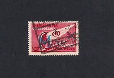 "Belgium-1939 Unpublished 'Overprinted"" ""M3Fr"" for Military Use (Z2)"