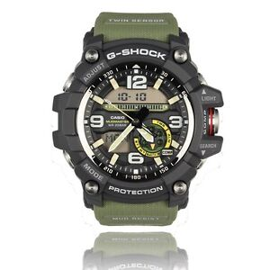casio gg 1000 1a3er g shock mudmaster premium uhr neu und. Black Bedroom Furniture Sets. Home Design Ideas