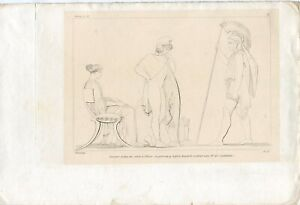 Engraved-IN-1861-By-Joaquin-Pi-and-Margall-on-Drawing-Of-Flaxman-For-The-Iliad