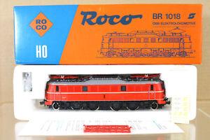 ROCO-04141E-OBB-OBB-ORANGE-CLASS-BR-1018-02-E-LOK-LOCO-MINT-BOXED-ni