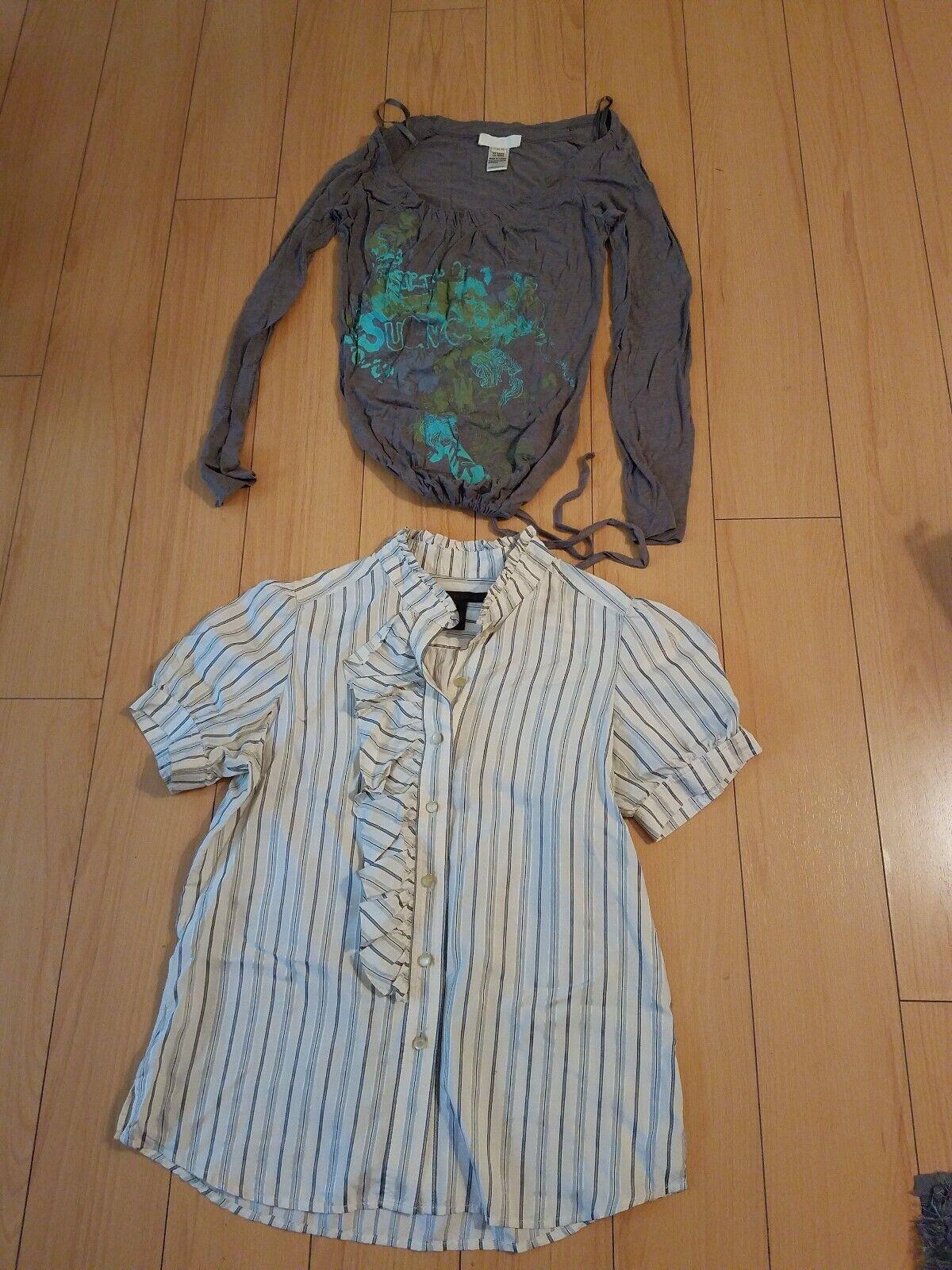 damen Diesel& Marc Jacobs Shirt Größe Xs 6