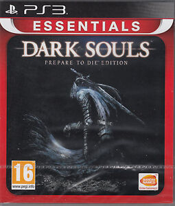 Dark Souls Prepare To Die Edition Ps3 Sony Play Station 3 Brand New Factory Sealed by Ebay Seller