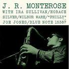 J.R. Monterose by J.R. Monterose (Frank Anthony Peter Vincent Monterose, J) (CD, Sep-2008, Blue Note (Label))