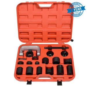 21-pcs-Ball-Joint-Press-Auto-Repair-Remover-Install-Adapter-Tool-Set-Service-Kit