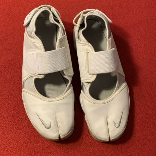 Nike Air Rift Size 9 Mens Sample White