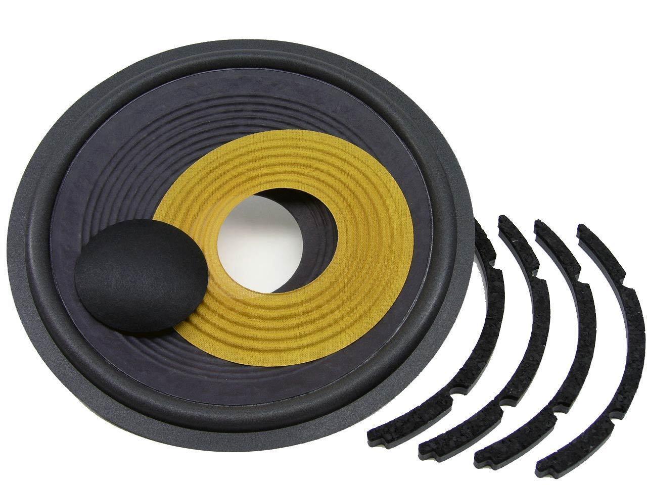 Recone Set für JBL PR300 12   Passiv Radiator Premium Ss Audio Reparatur Teile