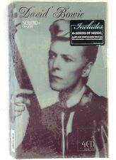 SOUND + VISION - 4 CD BOX SET by DAVID BOWIE - 2003 VIRGIN EMI - STILL SEALED