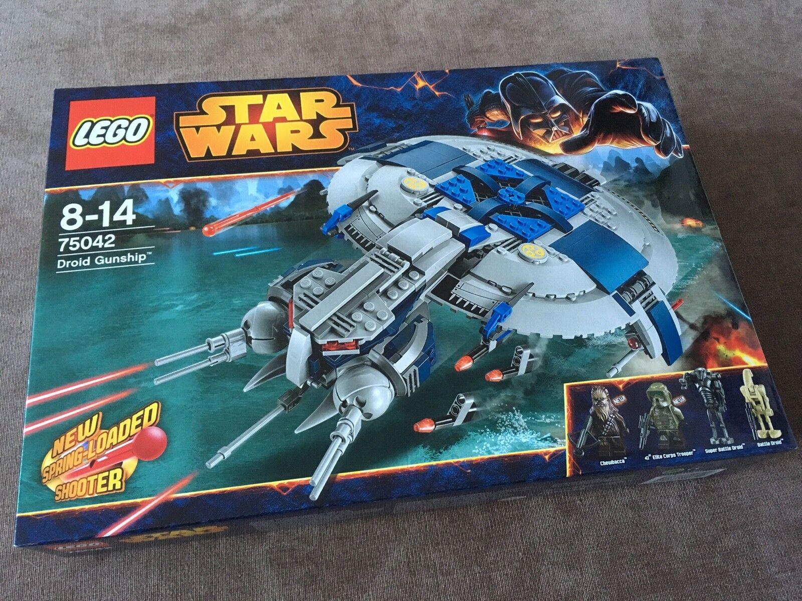 LEGO® Star Wars™ 75042 — Droid Gunship™ — NEU & OVP