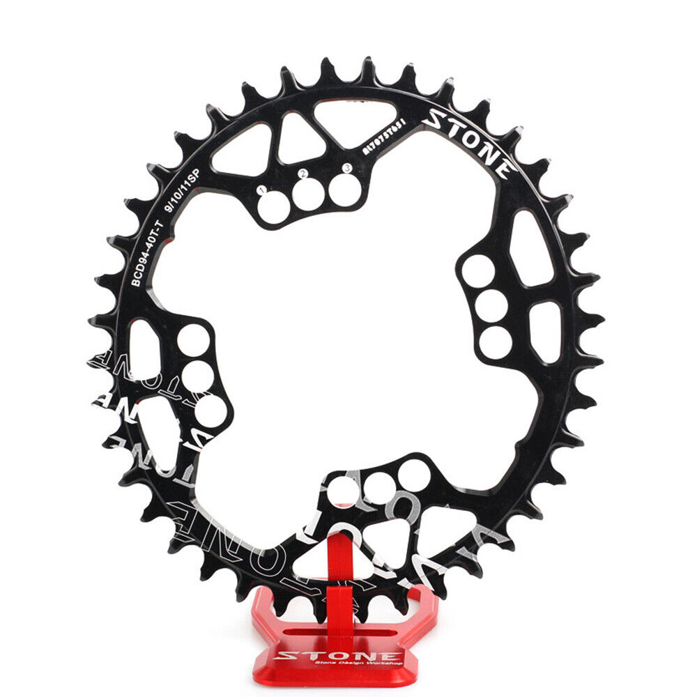 Stone Oval Single Chainring BCD 94mm Narrow Wide  For SRAM X1 GX NX FSA 32T - 44T  new branded