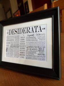 Desiderata-Framed-Verse