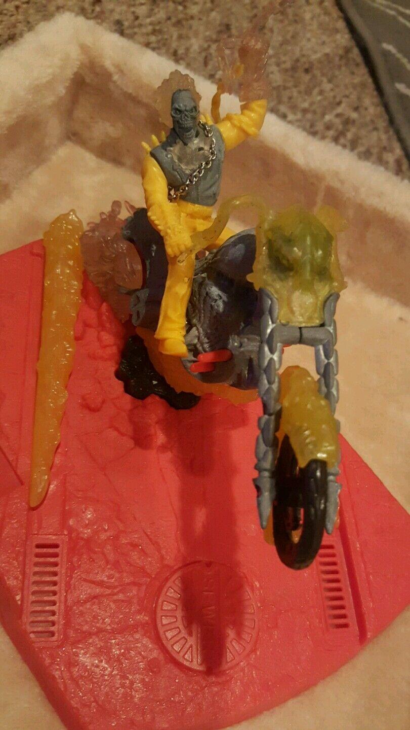 Hasbro Diecast Marvel Ghost Rider projootipo