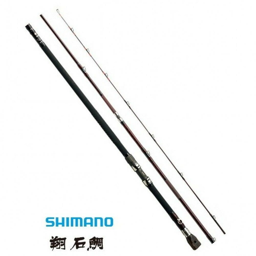 Shimano Rod Habataki Ishidai H525 From Stylish Anglers Japan