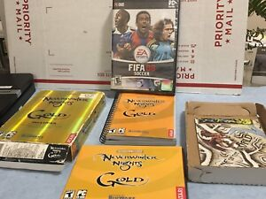 Details about PC Game Lot: FIFA 08 Soccer & Neverwinter Nights: Gold (PC,  2003)