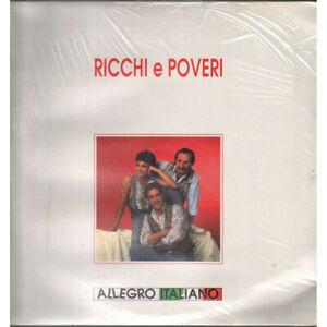 Ricchi E Poveri Lp Vinile Allegro Italiano / EMI – 2-62 7989981 Sigillato