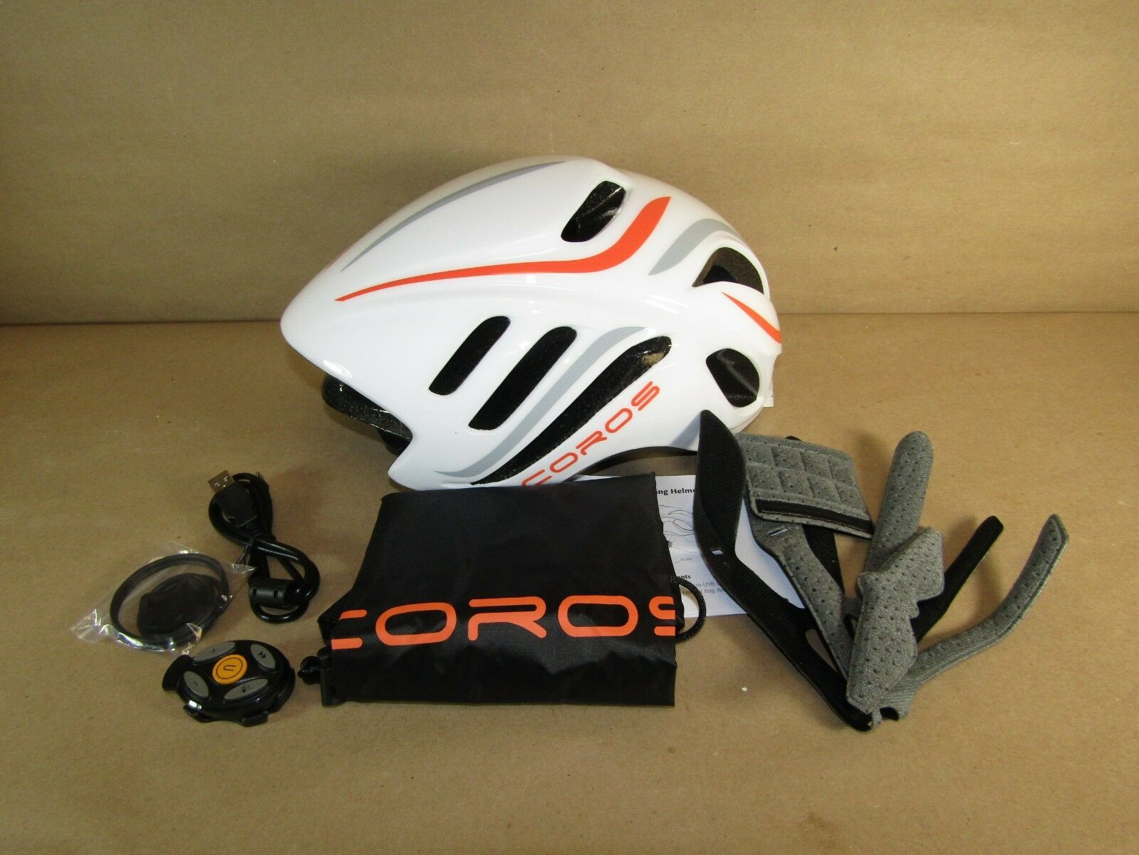Cgolds  LINX Smart Cycling Helmet w Bone Conducting Audio, Size Large (L)  find your favorite here