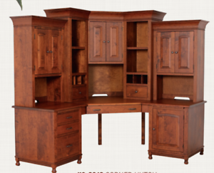 Image Is Loading Custom Built New Solid Wood Fully Customizable Usa