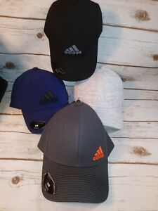 ef84e4f69 Adidas Men's Release Stretch Fit or Adjust Fit Cap Size S/M - YOU ...
