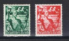 GERMANY 3 RD Reich WW2 1938  5 years Hitler Flags Brandenburger Tur mh
