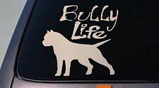 American Bully life *B176* sticker decal pitbull pit bull abkc bully Terrier