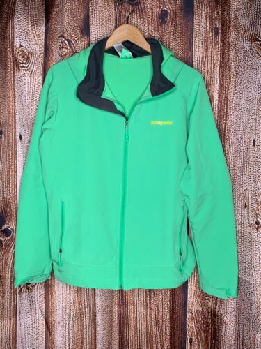 Patagonia Simple Guide Hoody Womens Size L Green