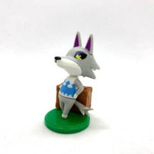 Furuta-Animal-Crossing-Choco-Egg-FANG-Mini-Figure-Anime-Game-Toy-Nintendo