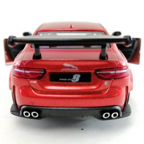 Jaguar XE SV Project 8 Die-Cast Model Sport Car Kinsmart 1:38 Toy Collectible #1
