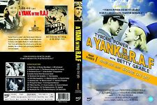 A Yank In The R.A.F,1943(DVD,All,Sealed,New)Henry King,Betty Grable,Tyrone Power