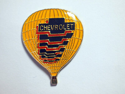Shrink-Proof Rational Chevrolet Heißluftballon Pin Vintage Fahrzeug Reversnadel Chev