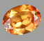 thumbnail 2 - Extremely Rare Natural Yellow Brownish Sapphire 5.05 Ct Top Luster Certified Gem