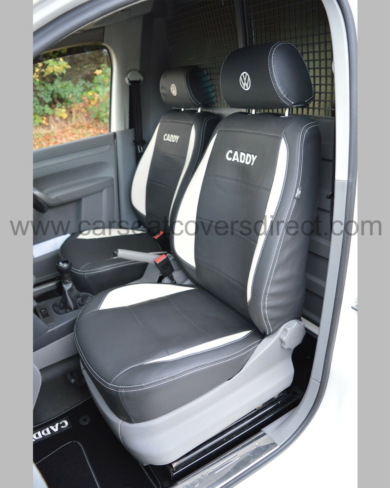 Vw Caddy Van Tailored R Line Design Seat Covers With Extra