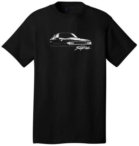 Toyota Celica Supra Mark II T-Shirt Celica XX 1JZ 5M-GE A60 MKII