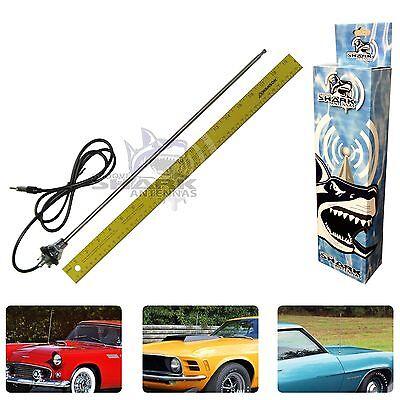 Dodge Coronet Antenna 1965 1966 1967 1968 1969 1970 AM FM Car Radio Kit