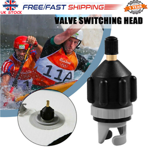 Sup Pump Adapter Inflatable Boat Air Valve Tire Paddle Board Adaptor Compressor
