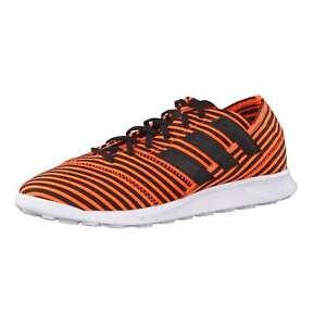Details about NEW Adidas Men s Athletic Nemeziz 17.4 TR Lace Up Soccer  Shoes Authentic d5cfd6314aba2