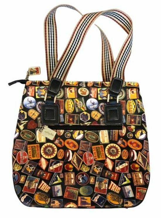 Sydney Love Grand Hotel Villa Collection Bag Purse Tote Travel Vacation Handbag